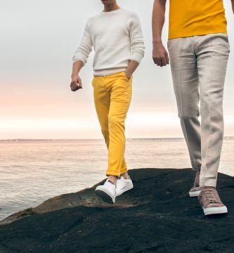 Consejos para escoger el pantalon de hombre adecuado